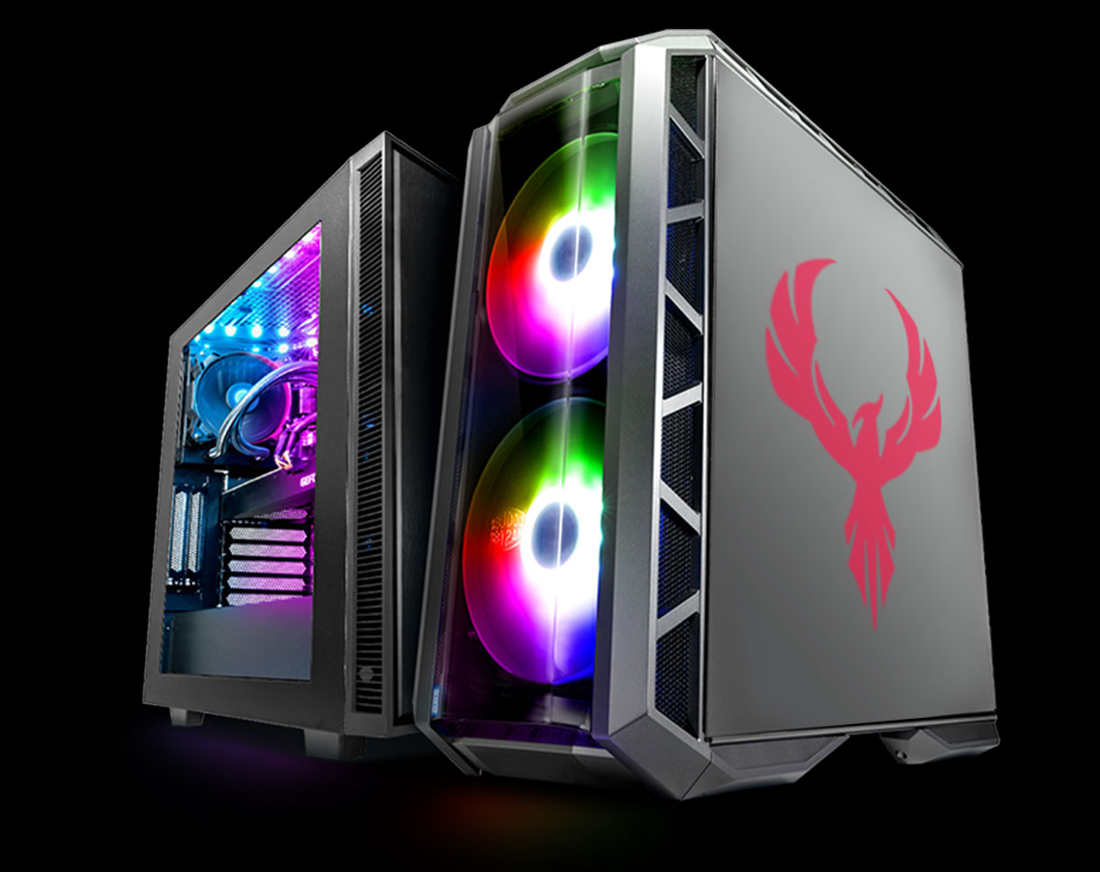 Phoenix Budget Gaming PC's South Africa
