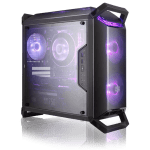 Phoenix Budget Gaming PC-Q052255-Ryzen3 3200G/RX560/8GB/256GB-SSD/500watt/WIN10Home