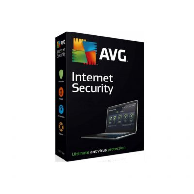 AVG Internet Security 1 PC 1 YEAR – (Digital Key/Medialess)