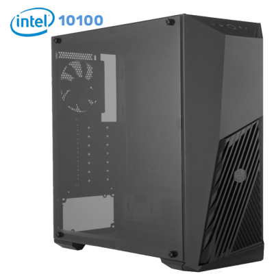 Phoenix Budget Gaming PC-Q056556-Intel i3 10100/1650/8GB/256GBssd/500watt/Win10Home