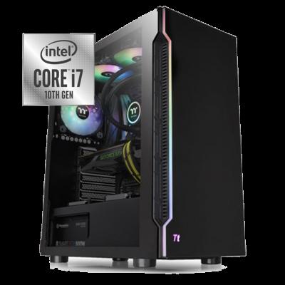 Phoenix Z49010G1 – INTEL i7 10700K/RTX 2060-8GB/16GB/240GB-SSD/750watt/Win10Pro