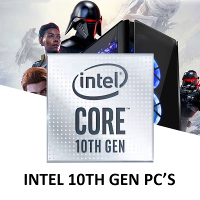 INTEL 10th Gen PC's