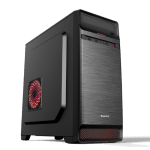 Phoenix Budget Gaming PC-QPPC1217v2-Ryzen3 3100/GTX1650/16GB/256GB-SSD/500watt/WIN10Home