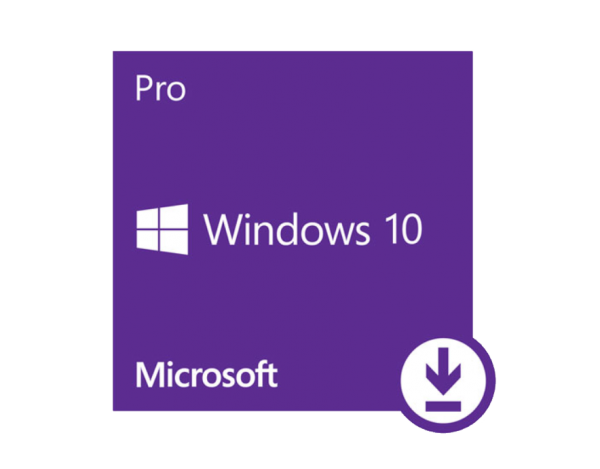 Windows 10 PRO - Medialess