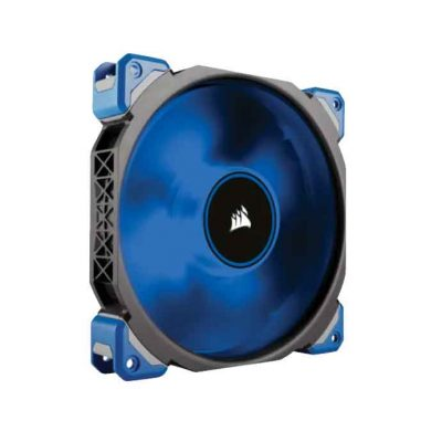 CORSAIR ML140 PRO; 140MM MAGNETIC LEVITATION CHASSIS COOLING FAN; BLUE LED; SINGLE.