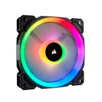 Corsair LL120 RGB 120mm Dual Light Loop RGB LED PWM 600 – 1500 RPM Cooling Fan