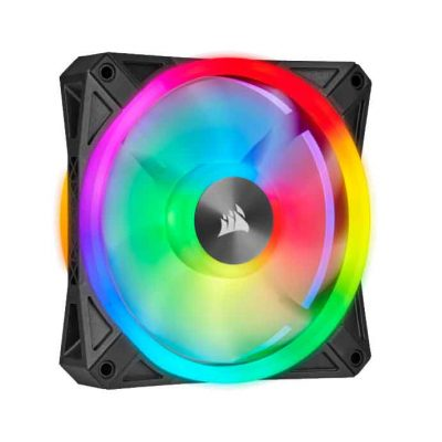 iCUE QL120 RGB 120mm PWM Single Fan.