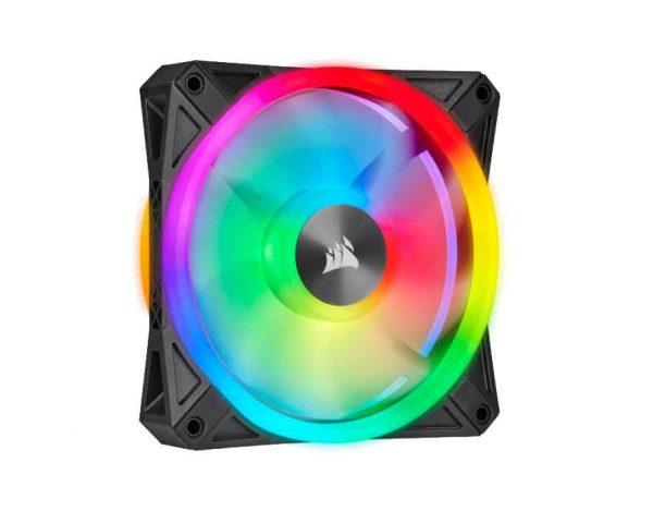iCUE QL120 RGB 120mm PWM Single Fan. (CO-9050097-WW)