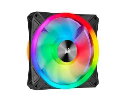 iCUE QL140 RGB 140mm PWM Single Fan. (CO-9050099-WW)