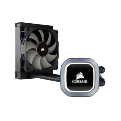 Corsair Hydro Series™ H60 120mm Liquid CPU Cooler; White LED; Single Fan