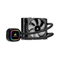 Corsair iCUE Series™ H60i Pro XT 120mm Liquid CPU Cooler; RGB; Single Fan