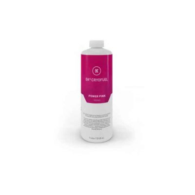 EK-CryoFuel Power Pink (Premix 1000mL) ( 3831109816134 )