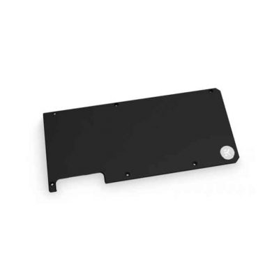 EK-Quantum Vector RTX 3080/3090 Backplate – Black (3831109829998)