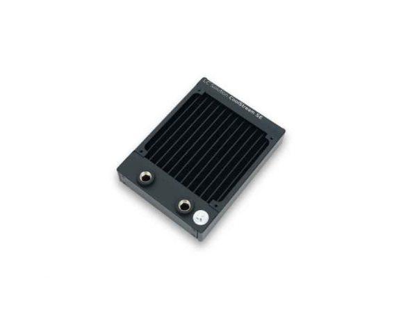EKWB-COOLSTREAM-SE-120MM-SLIMLINE-(25MM);-SINGLE-WIDTH;-STANDALONE-RADIATOR-(3831109860441).