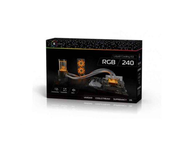 EKWB-KIT-P240-CUSTOM-LIQUID-BASED-CPU-COOLING-KIT-WITH-RGB-LIGHTING;-PERFORMANCE(40MM)-240MM-RADIATOR-(3831109891094)